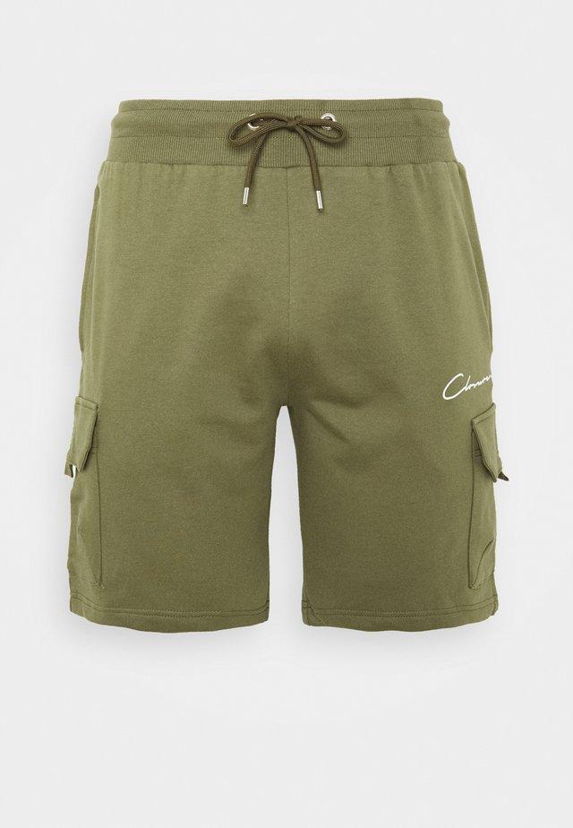 UTILITY  - Pantaloni sportivi - khaki