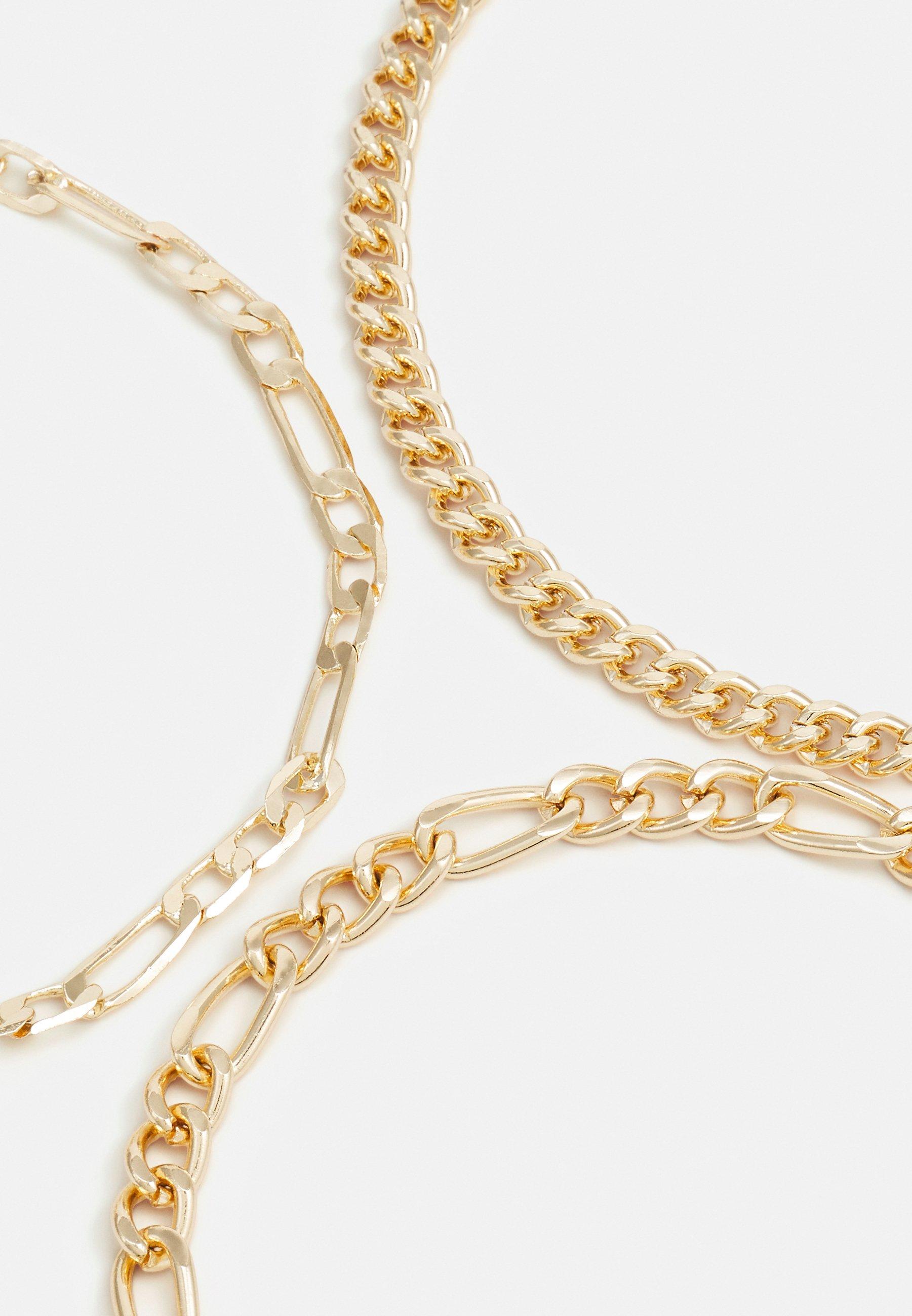 Femme PCKIBO BRACELET CURVE 3 PACK - Bracelet