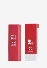 3ina - THE LIPSTICK - Lipstick - 248 dark pink red - 2