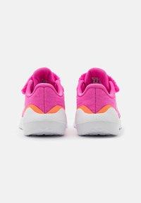 adidas Performance - EQ21 RUN UNISEX - Neutral running shoes - screaming pink/screaming orange/footwear white - 2