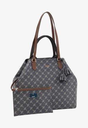 Handbag - nachtblau-grau