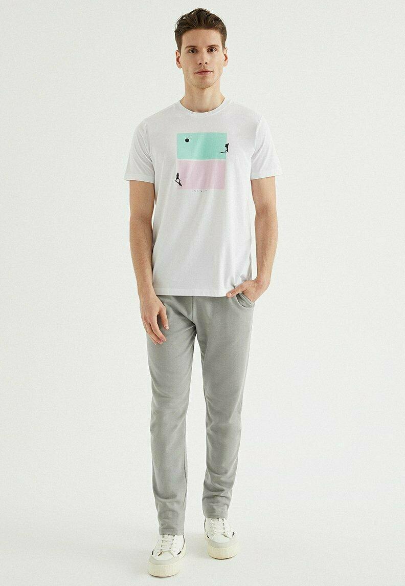 Homme INFINITY - T-shirt imprimé