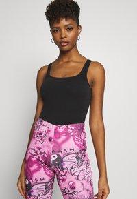 BDG Urban Outfitters - IMOGEN TANK - Top - black - 0