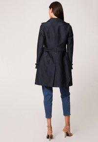Morgan - Trenchcoat - dark blue - 2