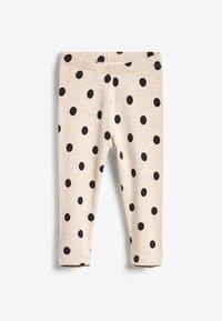 Next - SPOT - Leggings - Trousers - beige - 0
