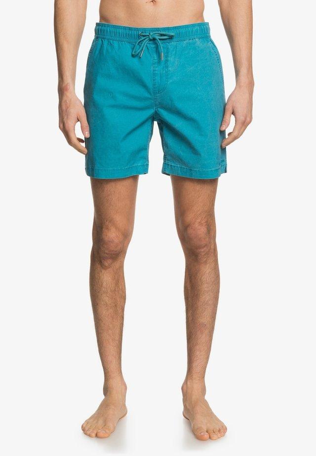 Shorts - pagoda blue