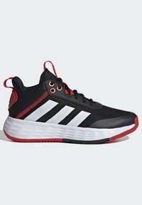 adidas Performance - Basketball shoes - black - 6