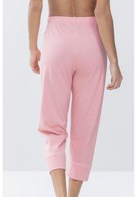 mey - SCHLAFHOSE SERIE ZZZLEEPWEAR - Pyjama bottoms - powder pink - 1