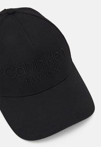 Calvin Klein - TRUCKER - Cap - black - 3