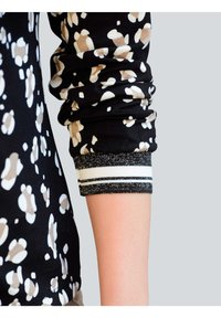 Alba Moda - Long sleeved top - schwarz,off-white,taupe - 5