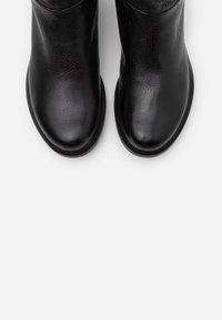 MJUS - Kotníkové boty - nero - 5