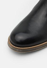 Sneaky Steve - ACE - Kotníkové boty - black - 5