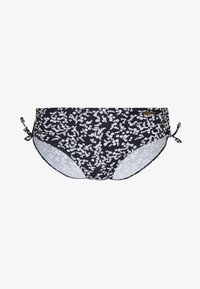 PANTS ADJUSTABLE - Bikini bottoms - black