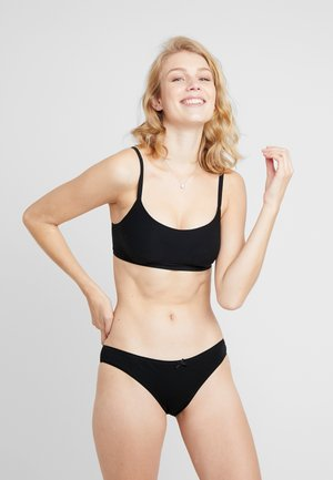 SHANNON 10PP BRIEF  - Slip - black
