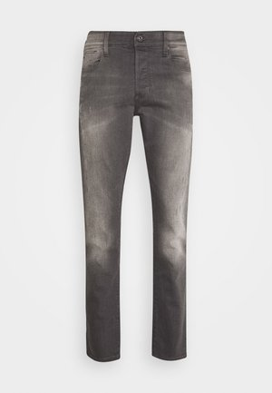 3301 STRAIGHT TAPERED - Jeans straight leg - slander grey  superstretch