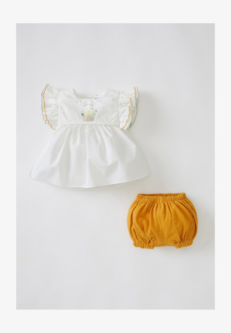 DeFacto - Shorts - yellow