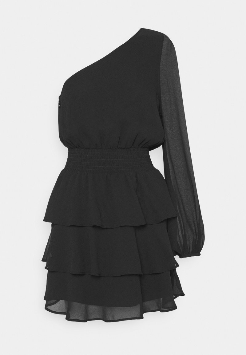 Gina Tricot - EXCLUSIVE MERIDIANDRESS - Cocktail dress / Party dress - black