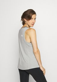 The North Face - GLACIER TANK  - Top - mottled grey - 2