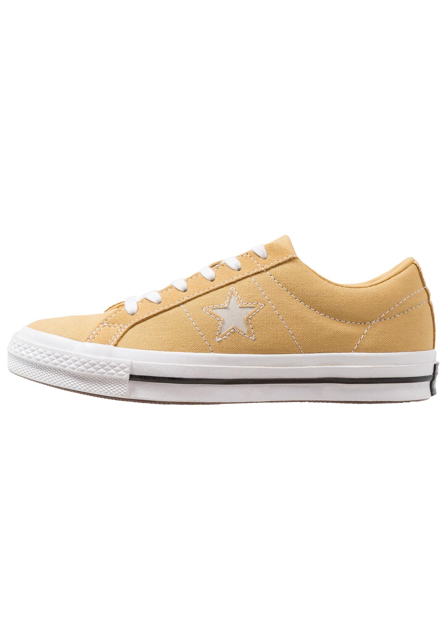chaussures homme converse jaune