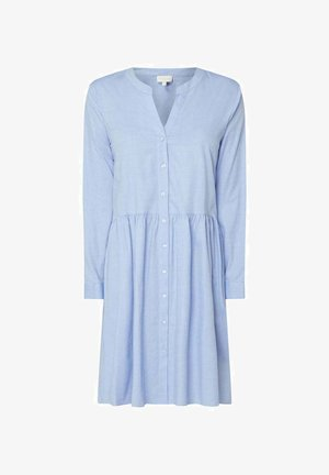 Shirt dress - hellblau