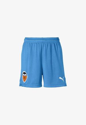 Sports shorts - bleu azur-puma white