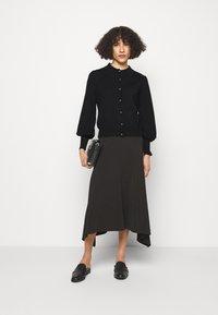 Bruuns Bazaar - ANEMONE PRATO CARDIGAN - Cardigan - black - 1