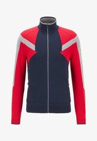 BOSS - Zip-up hoodie - dark blue - 3