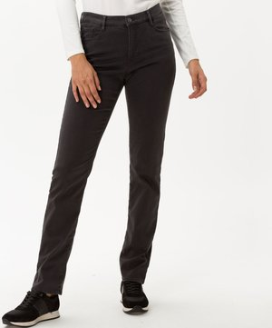 STYLE MARY - Trousers - grey