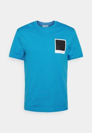 POLAROID UNISEX  - Print T-shirt - fiji