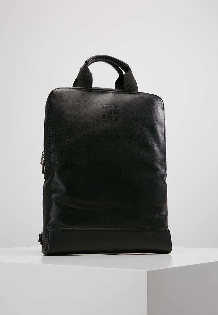 Moleskine - CLASSIC DEVICE BAG VERT - Ryggsäck - black