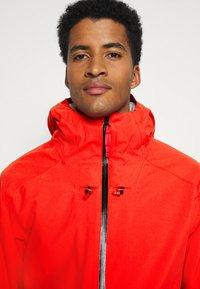 O'Neill - QUARTZITE  - Snowboard jacket - fiery red - 3