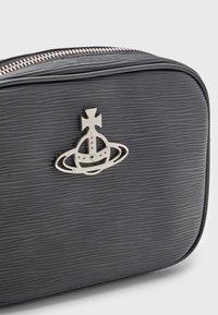 Vivienne Westwood - POLLY CAMERA BAG - Across body bag - black - 3