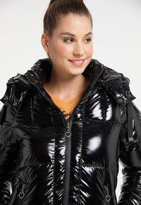 myMo - Winter jacket - schwarz - 3