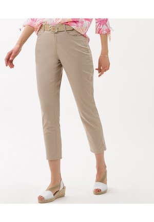STYLE MARY S - Slim fit jeans - toffee