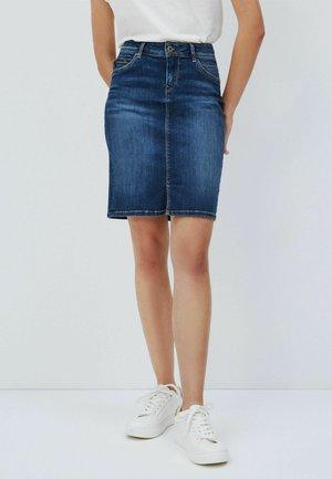 TAYLOR - A-line skirt - denim