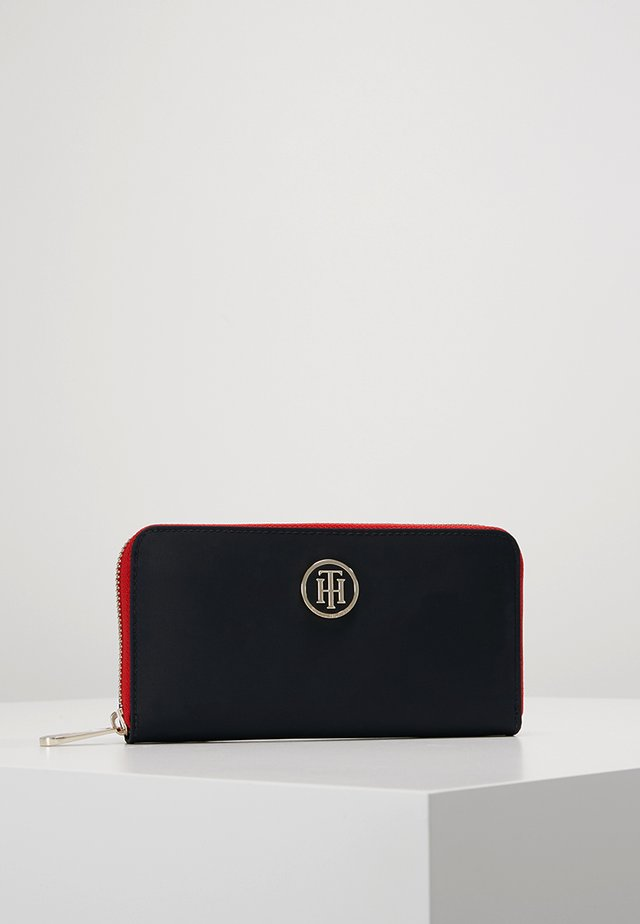 POPPY WALLET - Portemonnee - blue