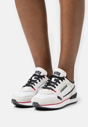 MILE RIDER DECONSTRUCT  - Trainers - nimbus cloud/white/black