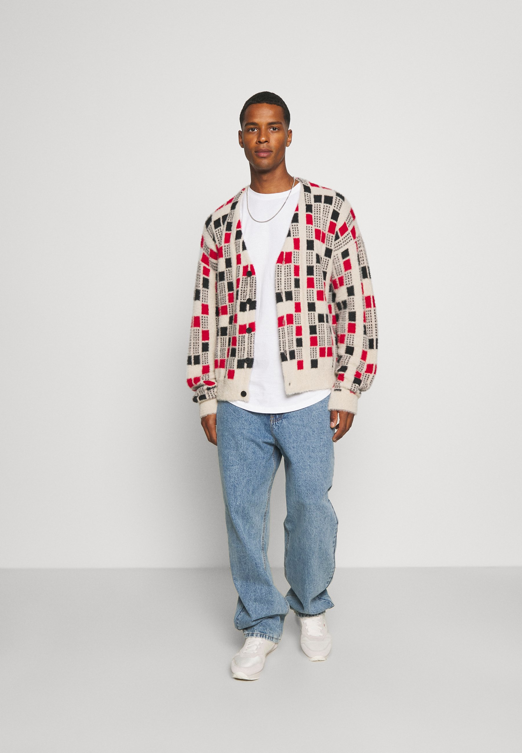 Homme JJENOA TEE CREW NECK 7 PACK - T-shirt basique