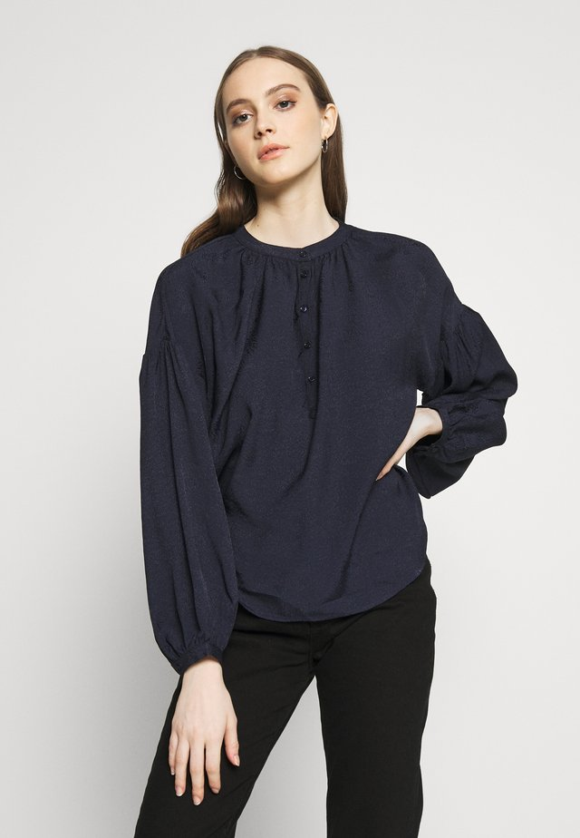 SLVEDA BLOUSE - Blouse - night sky