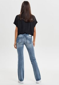 ONLY - Bootcut jeans - dark blue - 2