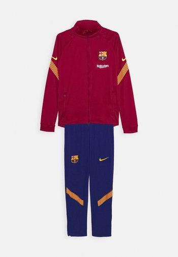 FC BARCELONA DRY SUIT - Pelipaita - noble red/amarillo