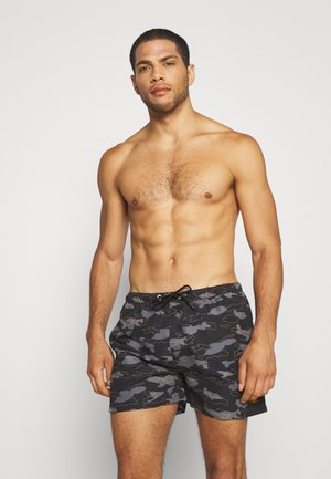 LIVINE - Swimming shorts - grey