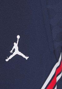 Nike Performance - PARIS ST. GERMAIN PANT - Klubbkläder - midnight navy/white - 2