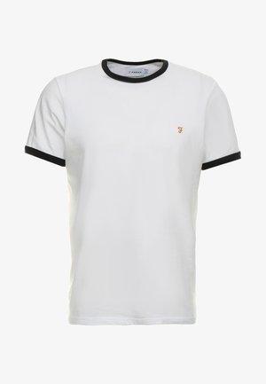 GROVES - T-Shirt basic - white
