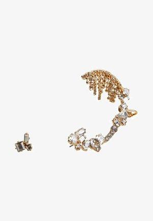 SOPHIA - Boucles d'oreilles - złoty
