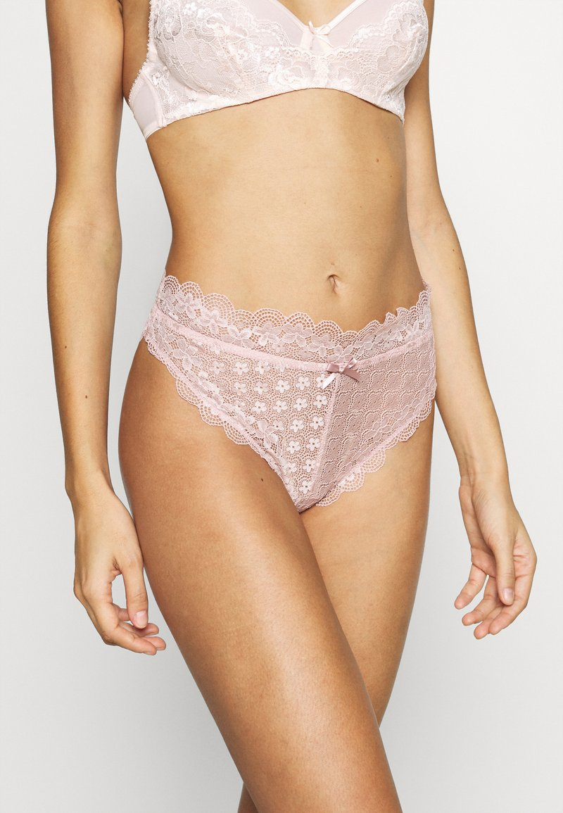 NA-KD - CHEEKY PANTY - Briefs - dusty pink
