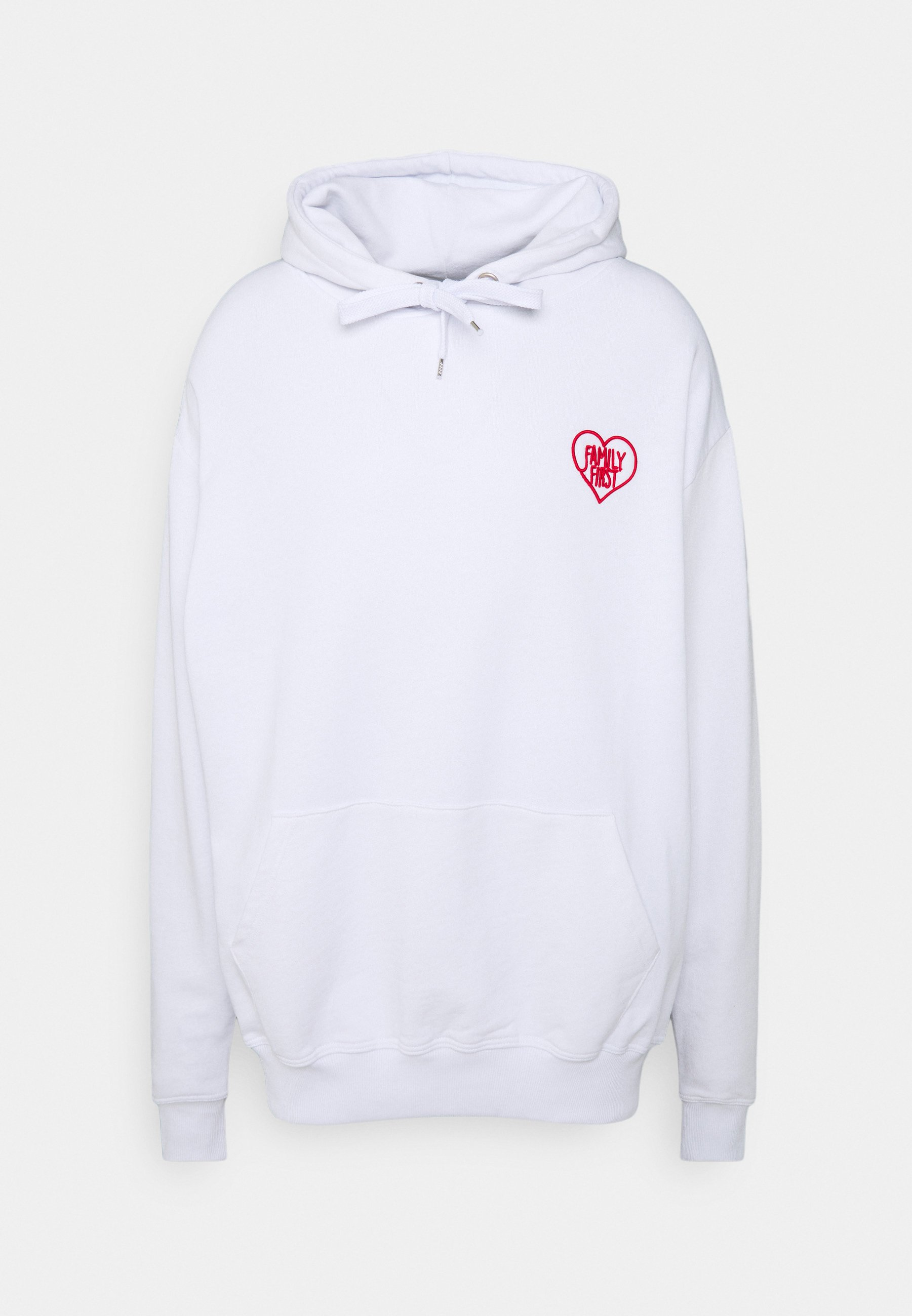 Men HOODIE HEART - Sweatshirt