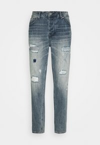 Gianni Lupo - Straight leg jeans - blue - 6