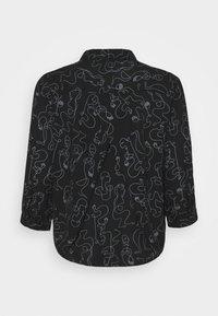 Monki - Button-down blouse - twirlsboddies - 8