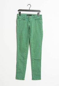 Miss Sixty - Straight leg jeans - green - 0